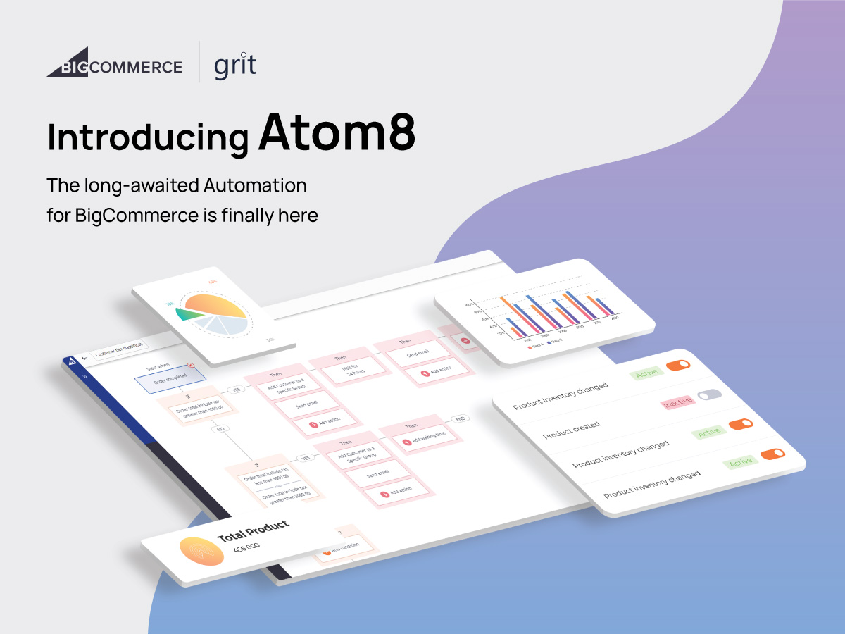 Introduce Atom8 - BigCommerce