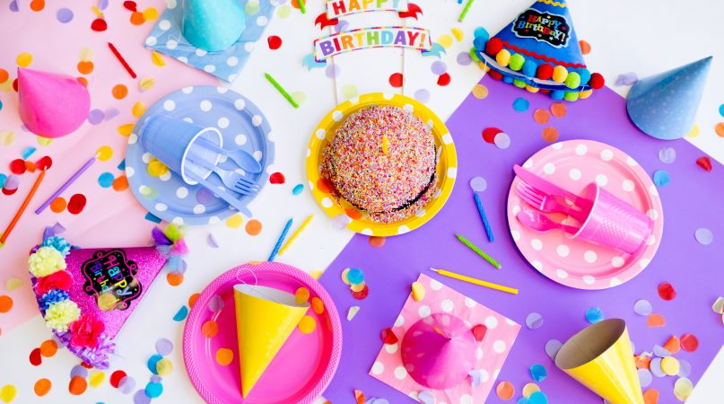 Customer birthday campaign