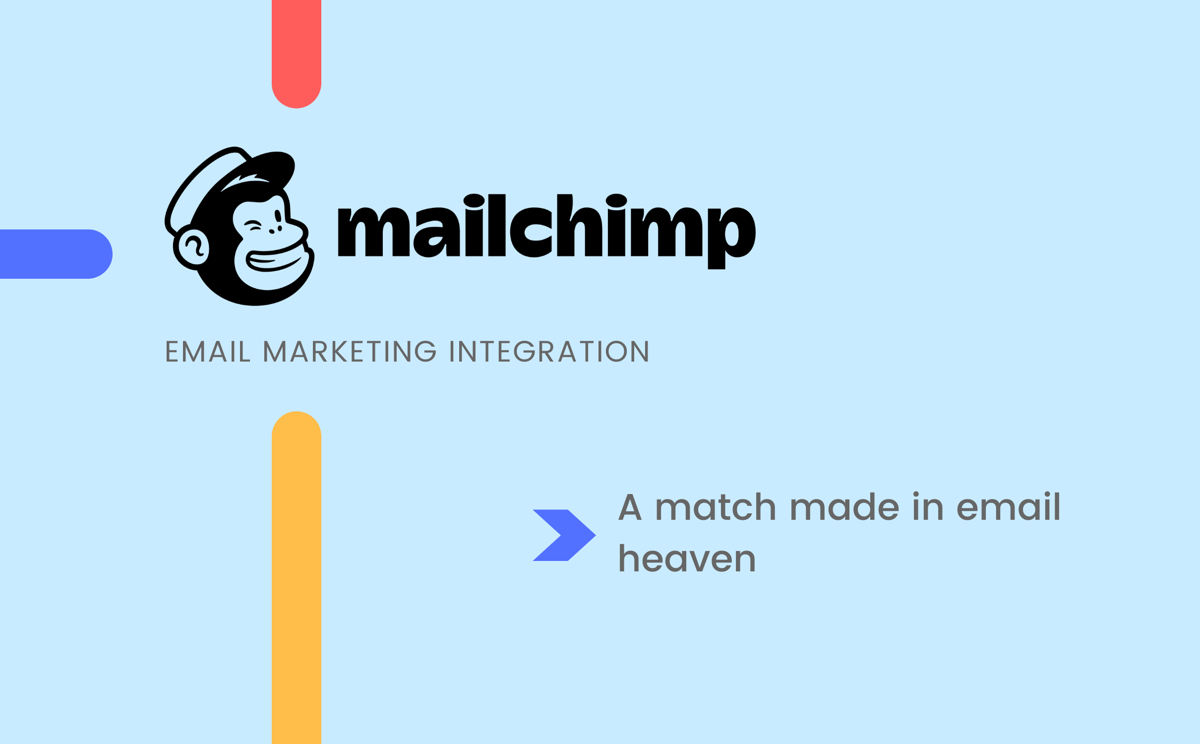 Atom8 integration with Mailchimp