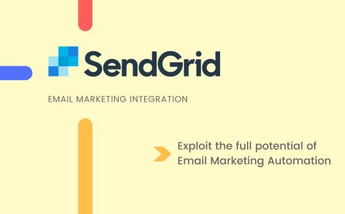 Sendgrid integration Atom8