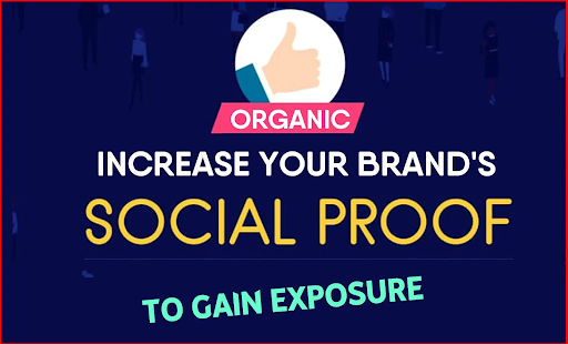 social proof of brand