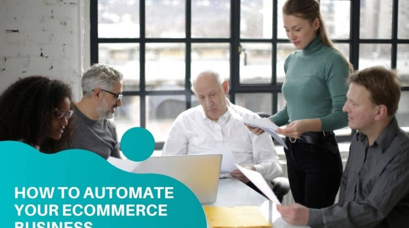 how to automate your ecommerce business