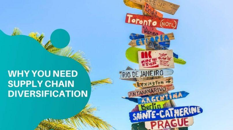 supply chain diversification