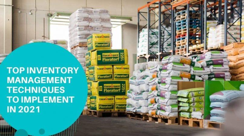 Top inventory management techniques
