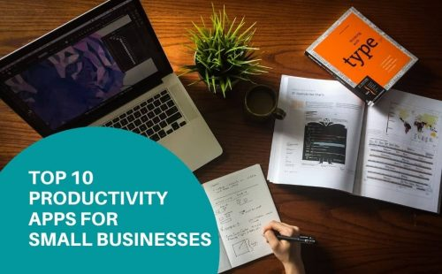 best productivity apps for small businesses