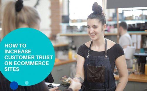 increase ecommerce trust