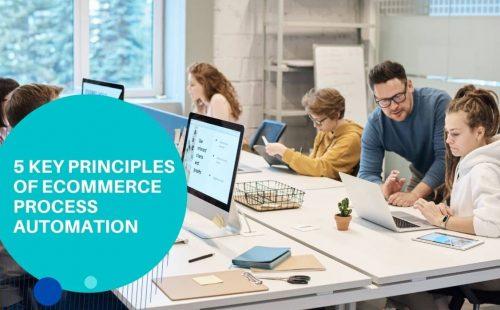 ecommerce process automation