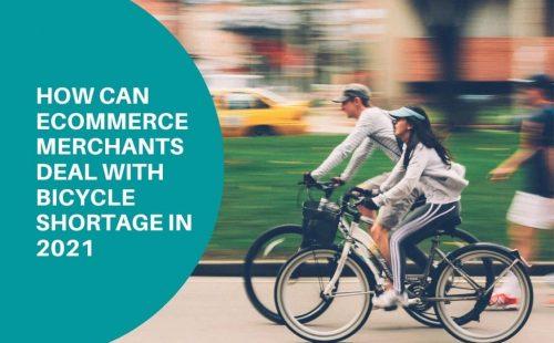 bicycle shortage ecommerce