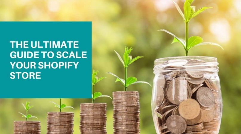 The Ultimate Guide to scale your Shopify store