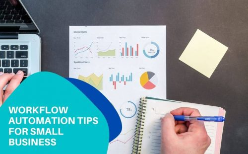 Workflow automation for small business