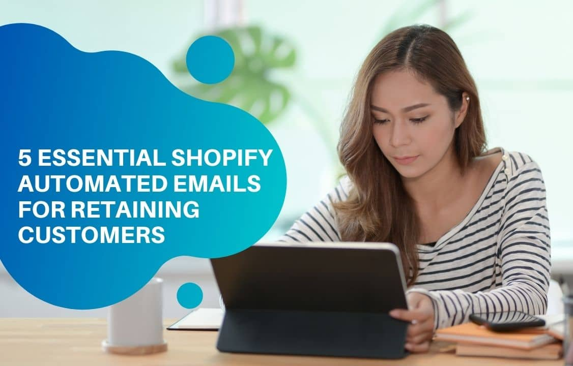 shopify automated emails