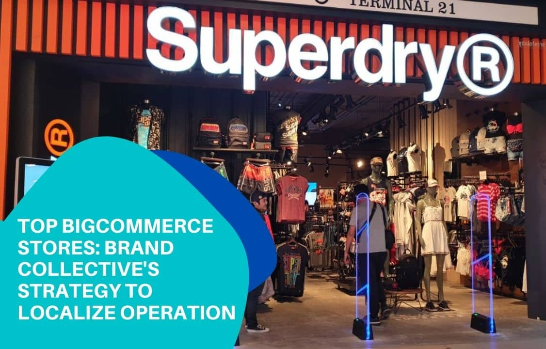 Top BigCommerce stores: Brand Collective