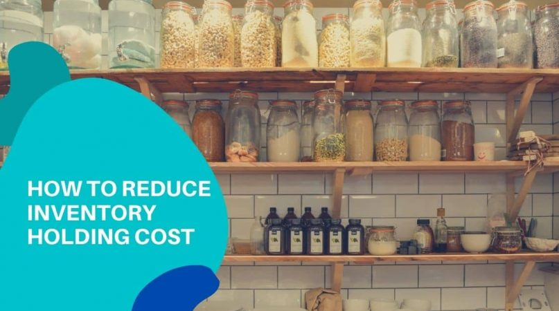 How to reduce inventory holding cost