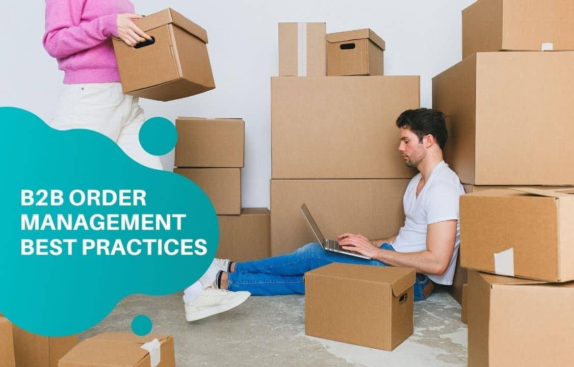 b2b order management