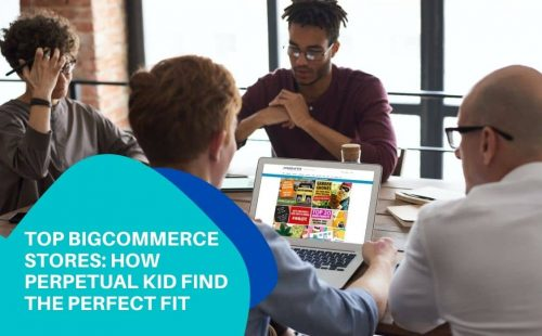 Top BigCommerce stores Perpetual Kid