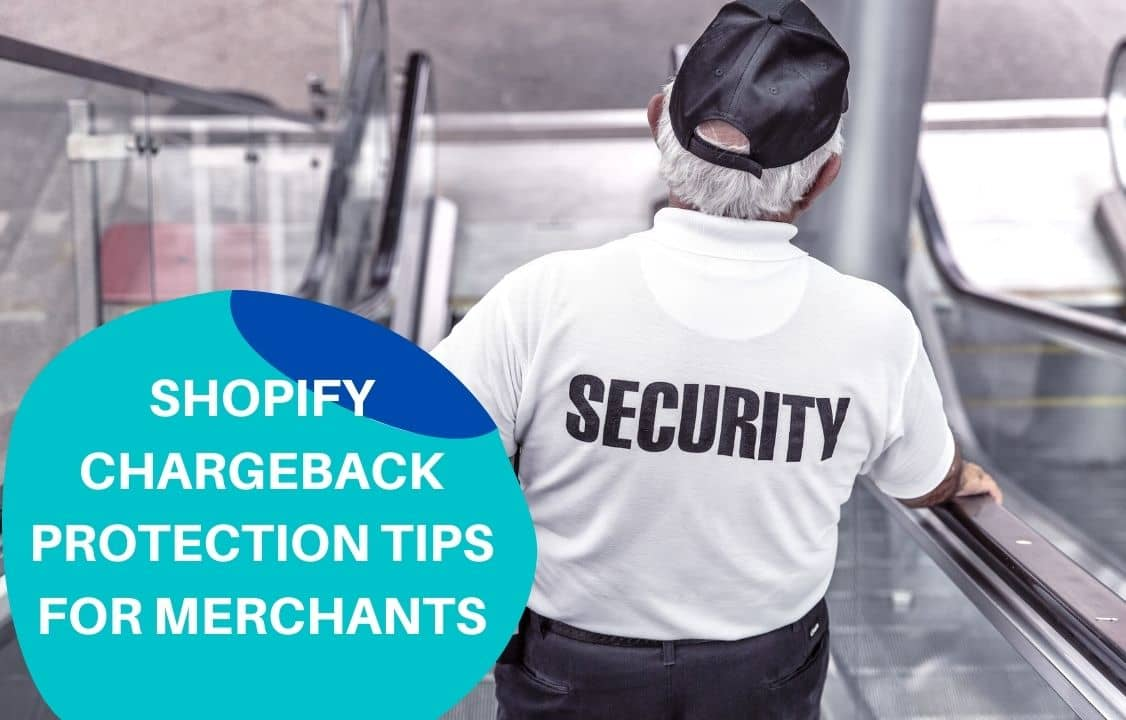 shopify chargeback protection