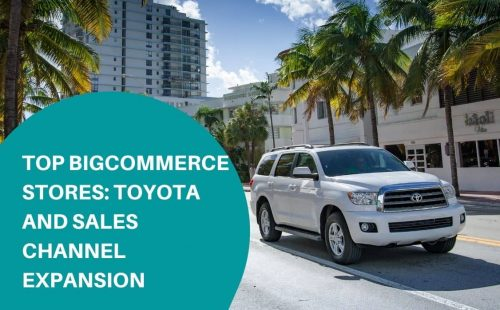 top bigcommerce stores Toyota