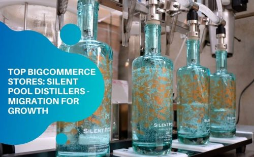 Top BigCommerce stores: Silent Pool Distillers