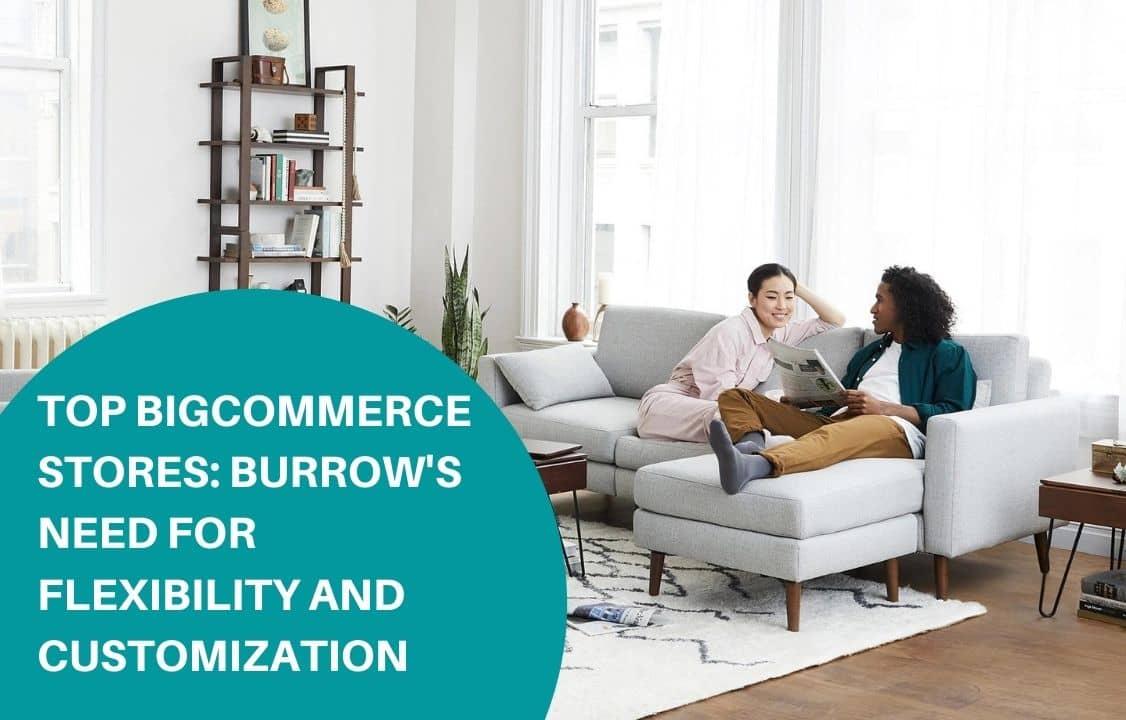 Top BigCommerce Stores Burrow