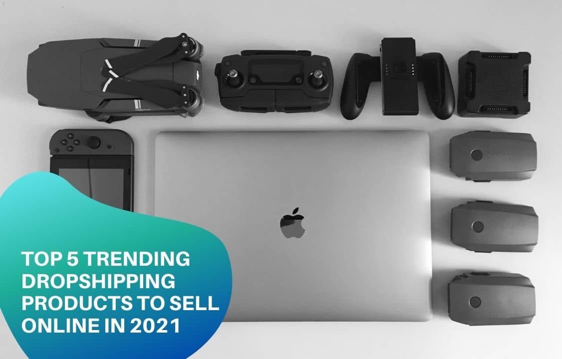 Top 5 Trending Dropshipping Products