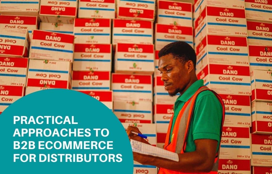 B2B eCommerce for distributors