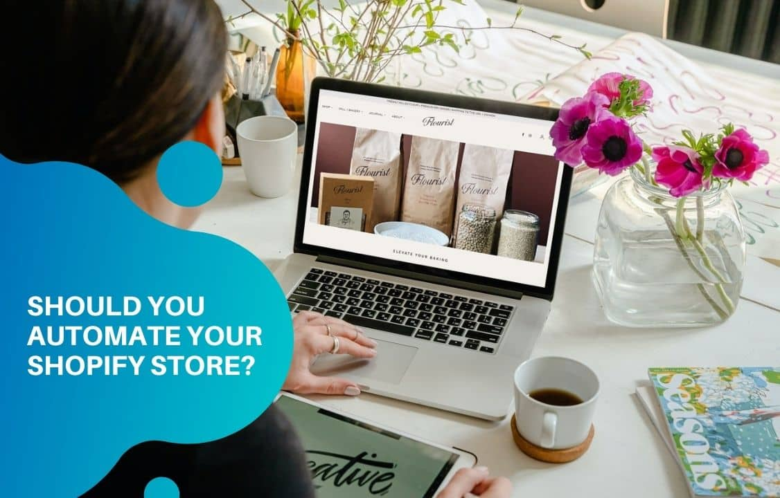 automate shopify store