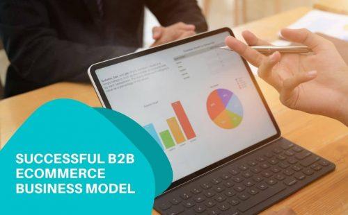 B2B eCommerce model