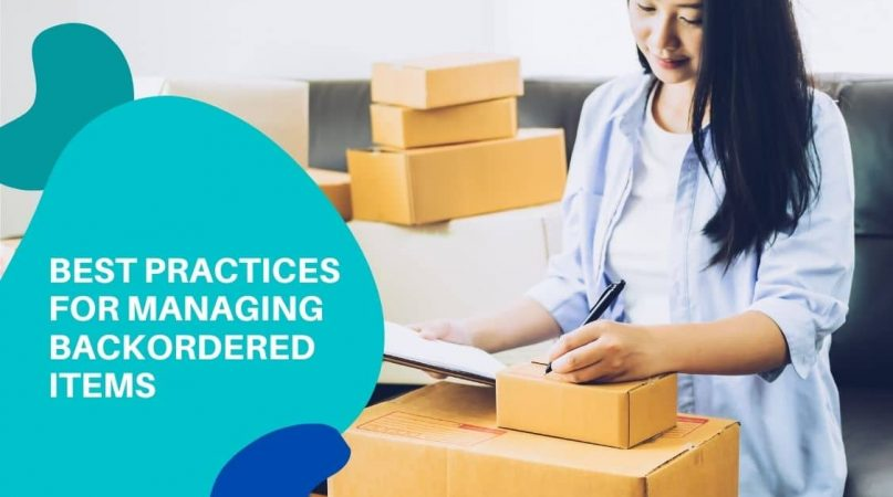managing backordered items