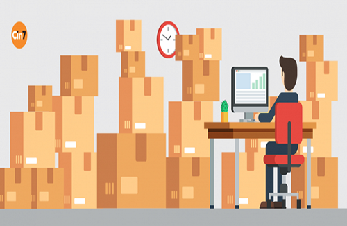 Automate inventory management for website