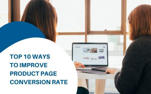 improve product page conversion rate