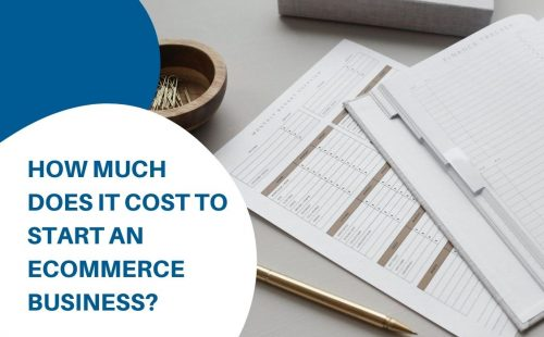 ecommerce business starting cost