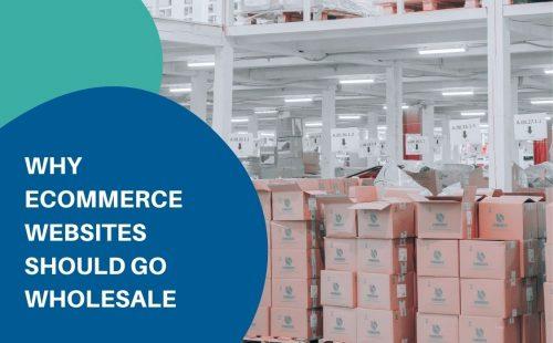 Why eCommerce websites should go wholesale