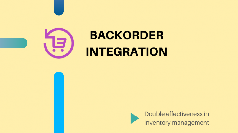 Atom8 update with BackOrder integration