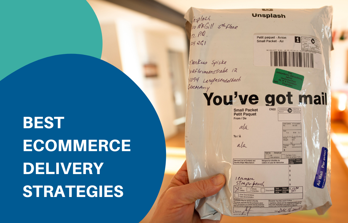 a printed pack on ecommerce delivery