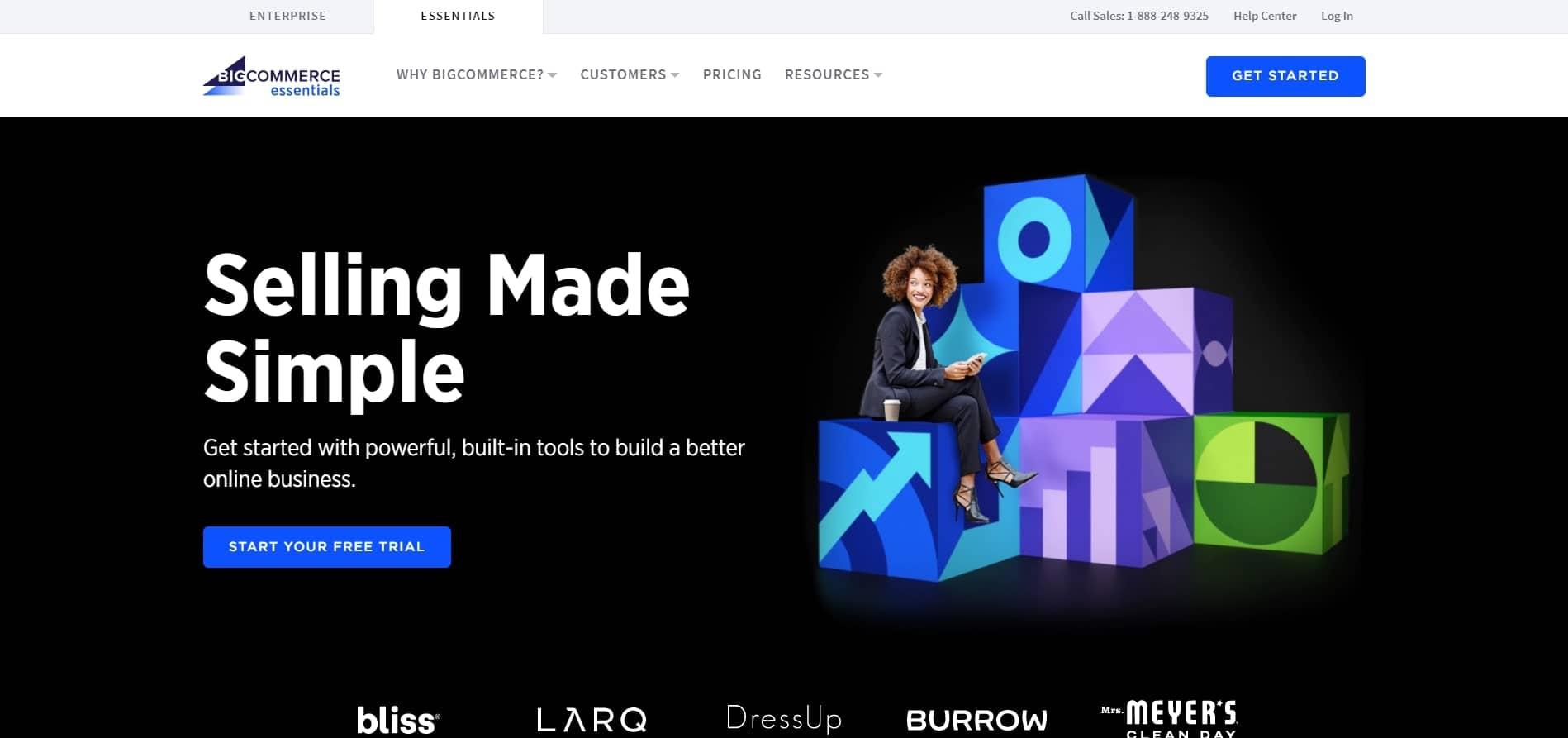 bigcommerce create store