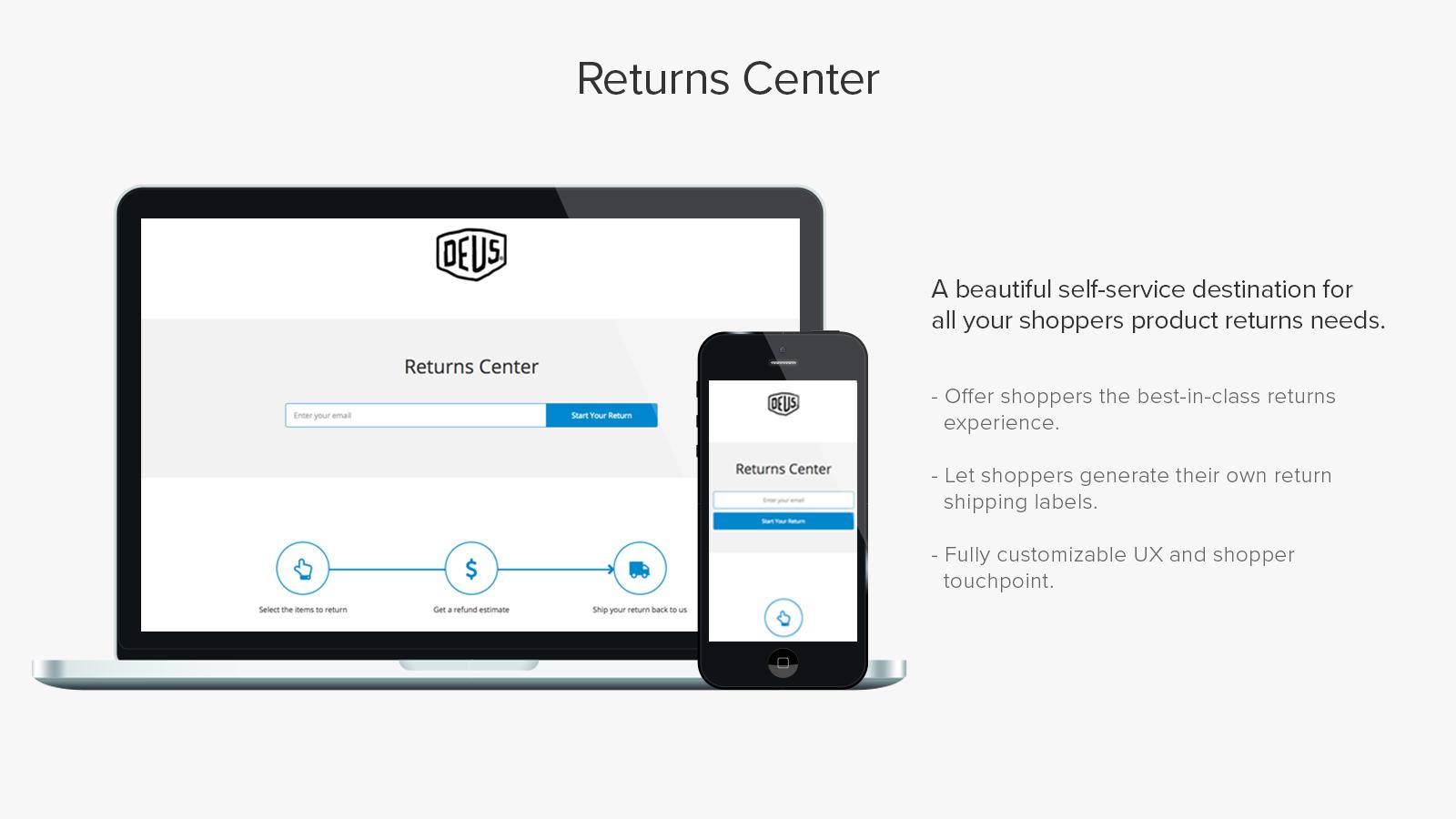 returnly return & exchange return centre