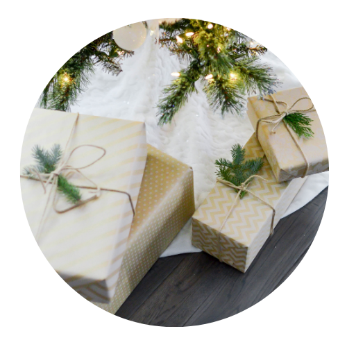 gifts sold for Christmas