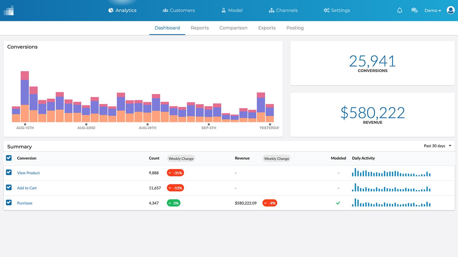 Rocketbox budget management app