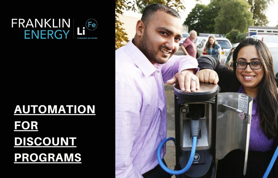 Franklin Energy charging points in Northern Ireland