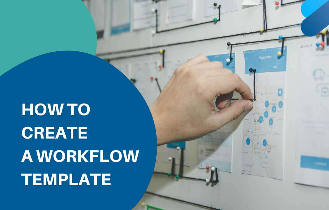 creation of a workflow template