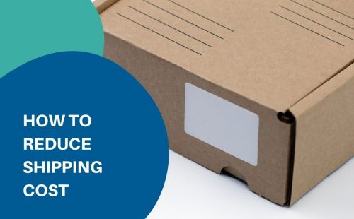 brown carton package