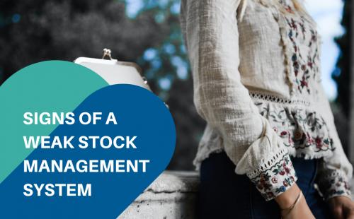 clothes stock management