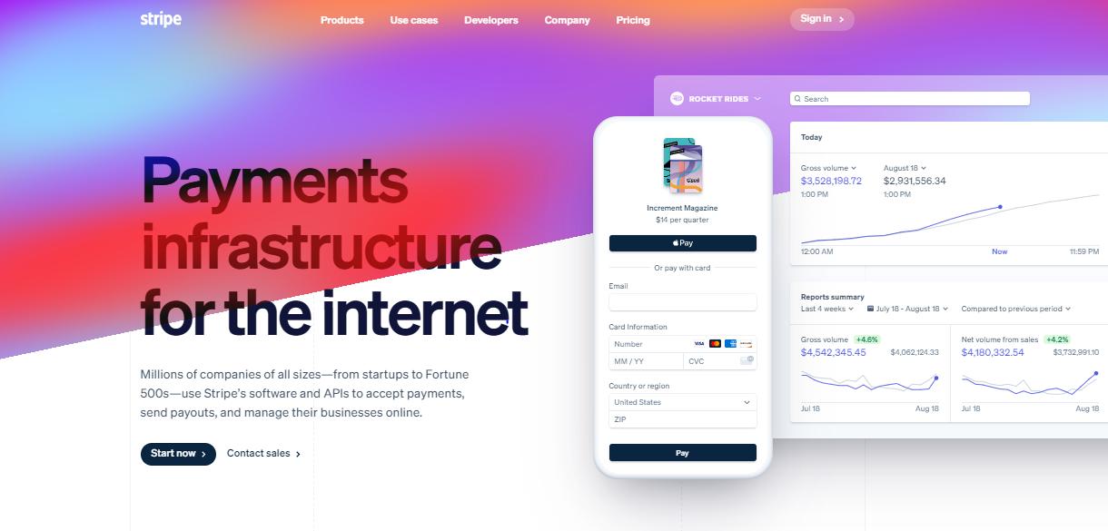 Stripe payment gateway for Shopify merchants